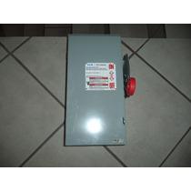 Interruptor De Seguridad Cutler - Hammer