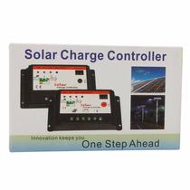 Controlador De Carga De Energia Solar De 20 Amps