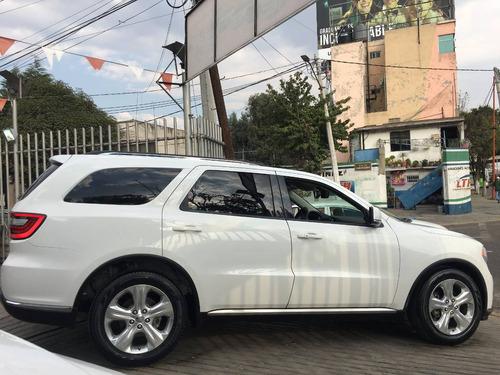 Dodge Durando Limited 2014