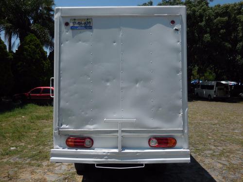 Dodge H100 2009 Disel H100 Disel Doge H100 Disel Caja Alumin