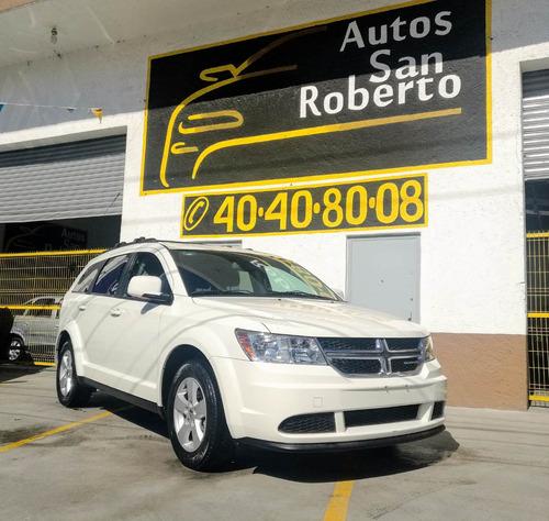 Dodge Journey Sxt 7 Pas. 2012
