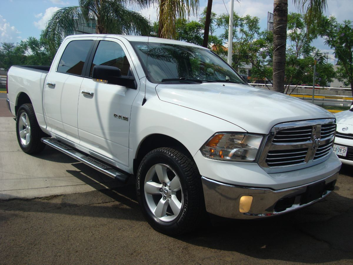 dodge ram 1500 2015 blanco 460000 bysub precio d m xico. Black Bedroom Furniture Sets. Home Design Ideas
