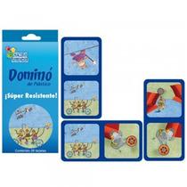 Domino De Estireno Circo Material Didactico