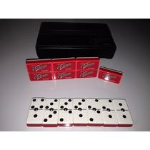 Dominó Profesional Acrilico Victoria Corona America Poker