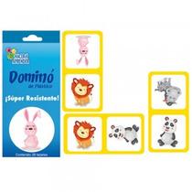 Domino De Estireno Animales Material Didactico