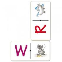 Domino Alfabeto Material Didactico
