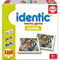 14783 Animales Identic Natura Juego De Memoria Educa
