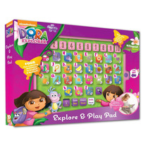 Tb Dora La Exploradora Dora Explore And Play Pad