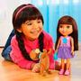 Dora Y Perrito Electrónico Fisher Price Nuevo
