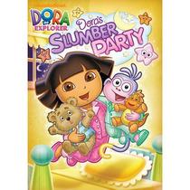 Dora La Exploradora - Fiesta De Pijamas De Dvd De Dora