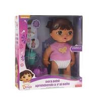 Dora Bebé Aprendiendo A Ir Al Baño