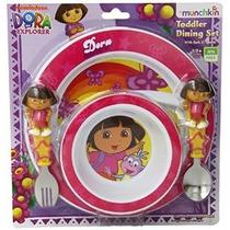 Munchkin Dora La Exploradora Para Niños Pequeños Juego De Co