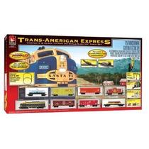Vida-como Trenes Escala Ho Trans-american Express Eléctrico