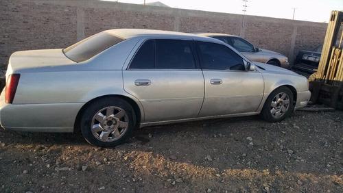 Cadillac Dts 2002 Completo O Partes Aut 8 Cil 32v Northstar