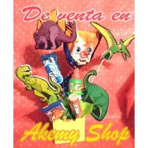Dinosaurios Centro De Mesa Para Fiesta