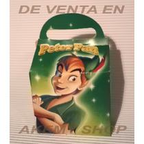 Peter Pan 10 Loncheras Y Mas Para Tu Fiesta