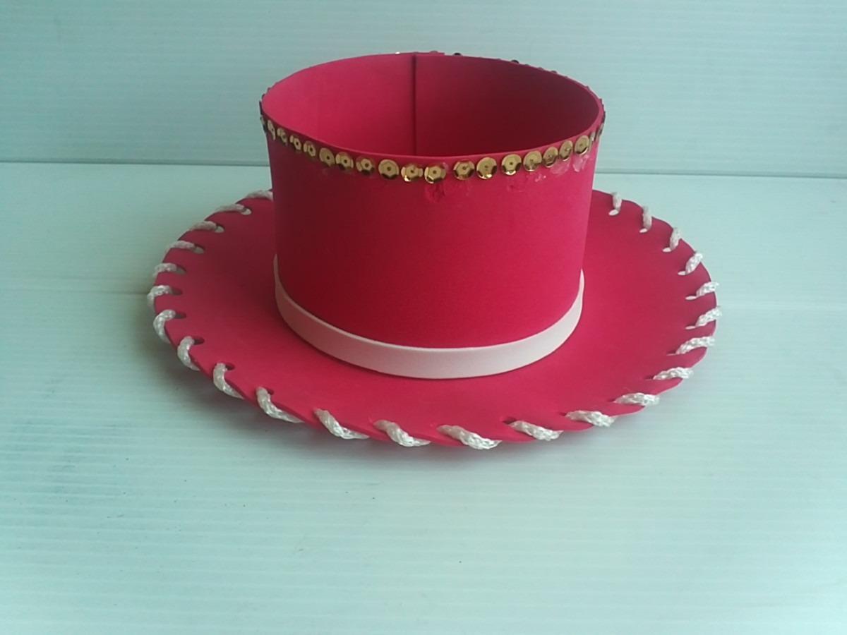 Sombrero de toy story en foami - Imagui