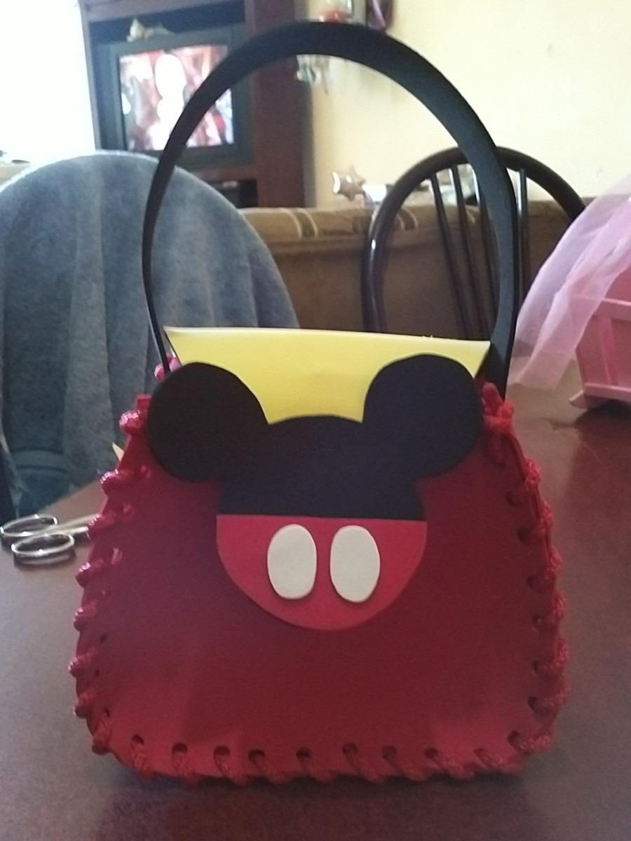 Dulceros Mi Mimi Y Mickey Mouse Y Mas Personajes. - $ 20.00 en ...