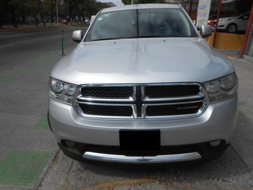Durango Sxt 2012 Sin Enganche Sin Aval Credito Bancario