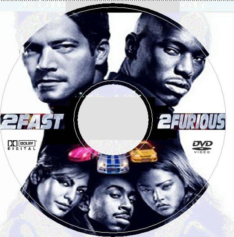 Dvd 2 Fast 2 Furious + Mas Rapido + Mas Furioso Paul Walker ...