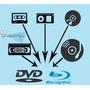 Transferencias Vhs, Vhs-c Y Beta A Dvd