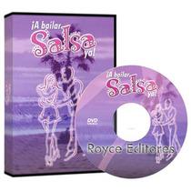 ¡a Bailar Salsa Ya! 1 Dvd · Didactimedia · Royceshop Fn4