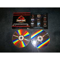 Jurassic Park,pelicula En Formato Laser Disc