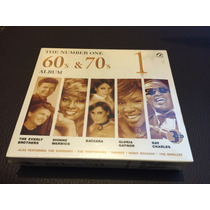 Disco Compacto The Number One 60´s Y 70´s