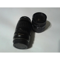 Lente Descompuesto Canon Fitro Zoom Gran Agunlar Utrasonido