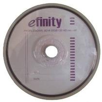 10 Discos Virgenes Blu-ray Marca Efinity De 25 Gb C/u