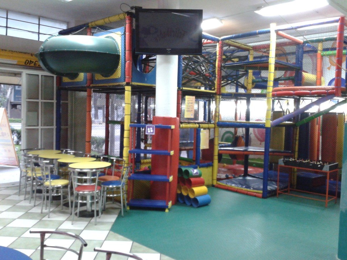 Jardin azteca salones de fiestas ask home design for Jardin infantil