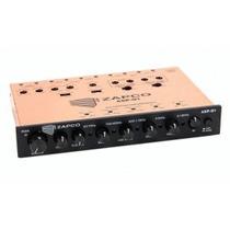 Zapco Asp-q1 Ecualizador Y Crossover 3-vías (audio Control)