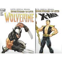 Cómics La Lista ( Reino Obscuro), Hulk,wolverine, X-men