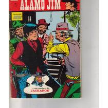Alamo Jim Historietas De Vaqueros.(año 1973) $ 80.00 # 23