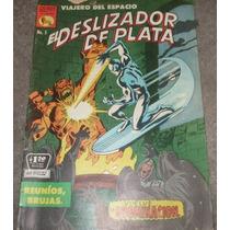 Deslizador De Plata,la Prensa
