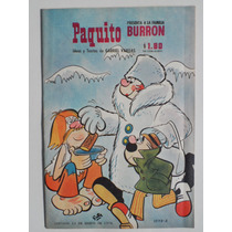 1974 La Familia Burron #17173 Paquito Gabriel Vargas Comic