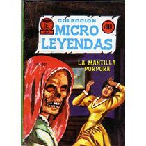 Comic Micro Leyendas #845 ( Mantilla Purpura ) T. Grande
