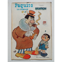 1973 La Familia Burron #17133 Paquito Gabriel Vargas Comic