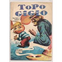 Comic Topo Gigio # 2 La Lámpara De Aladino De 1970