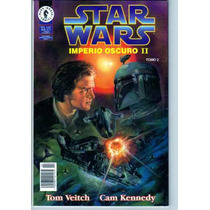 Tlax Star Wars (guerra De Las Galaxias) Imperio Oscuro Tomo2