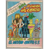 Comic Videorisa Star Wars La Guerra De Las Garnachas De 1987