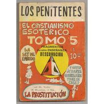 Librocomic Los Penitentes Tomo 5 De 128 Páginas De 1974