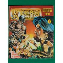 Kaliman El Hombre Increible De Lujo #13 Las Perlas De Sangre