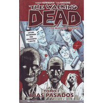 Comic The Walking Dead 1,2,3,4,5,6,7,8 Kamite Nuevos