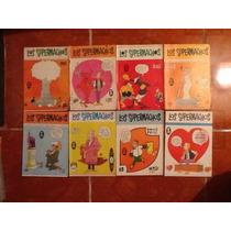 Comic Los Supermachos De Rius Numeros Bajos
