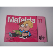 Mafalda 11 - Quino - Tusquets Editores - Nuevo Y Sellado