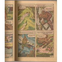 Raro Comic Chanoc La Mole Los 4 Fantásticos 1969