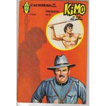Kimo (el Hijo Del Yukon) Comic.cachorro De Leon Presenta# 51