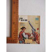Los Texanos N. 37 Editormex Mexicana Mayo De 1981