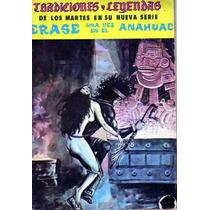 Tlax Comic Terror Tradiciones Y Leyendas Del Anahuac # 1